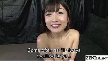 Blowjobs swallowing cum - Jav legend hibiki otsuki blowjob with cum swallowing