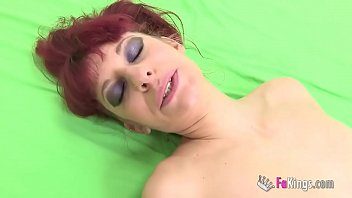 My slim, spectacular, redhead girlfriend wants to sell herself and Jordi's the one banging her