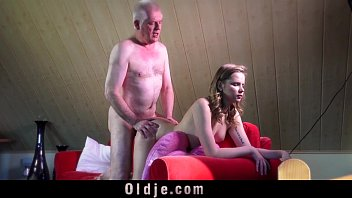 Sex and moscow escort Experienced young escort ass rimming in the craziest fuck with old man