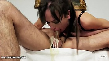 Nataly Gold -Raw Deepthroat and Puke in Bowl