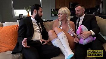PSS - Princess London River Gets A New Daddy (NOMINEE FOR XBIZ EUROPA AWARDS 2019!)