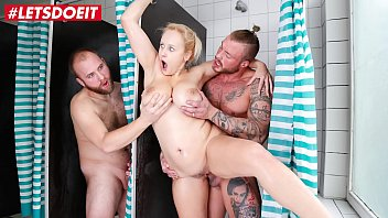 Hot sisters boobs - Letsdoeit - busty stepsister angel wicky hot shower threesome