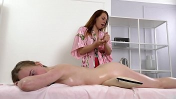 Lisa Tutoha first time massage wet pussy