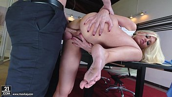 Alena snow big tits Alena croft anal and foot play