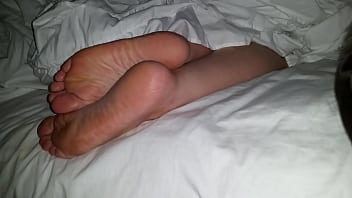 Cumming On Girlfriend'_s Feet #29