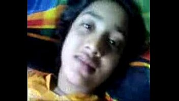 Bangla Clg Girl Home Alone