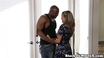 Classy Interacial Beauty Gets Pussy Stretched