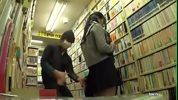 Japanese Violated In A Bookstore