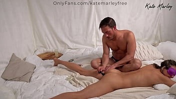 My First Time Having Anal With  A Huge Cock In My Ass - Kate Marley