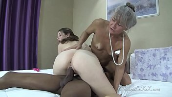 Clothing for bbc sluts Prude milf catches you trailer