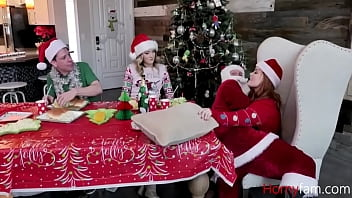 The Christmas Lunch With Family- Charlotte Sins, Summer Hart