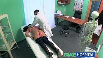 Fake Hospital Doctors cock turns patients frown upside down thumbnail