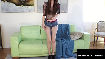 Hot Anal Pounded Misha Cross Leaks Warm Cum Out Of Her Ass! thumbnail