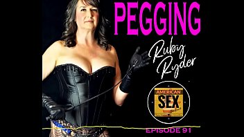 Adult audio podcast - Pegging strap-on anal - american sex podcast