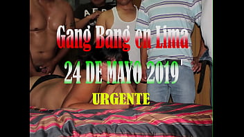 Invitacion Gang Bang 24 mayo 2019 hot and hard sex video