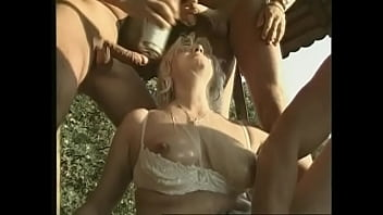 Mature older women ravaged by for y. cocks by the spa