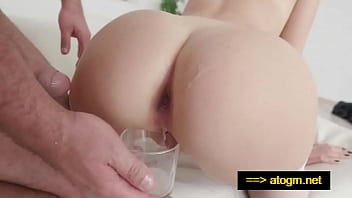 NEW Anal Creampie Compilation [with pump & swallow! ] #5 (atogm.net)