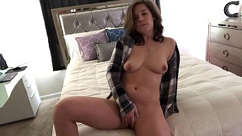 Spying on Stepsister ends with Creampie