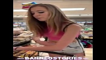 Haley Reed Flashes Tits In Grocery Store Then Fucks You