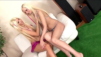 An Amazing Threesome with Lots of Foot Jobs and Blowjobs ends with a Facial
