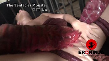 Image: The Tentacles Monster  Kittina Ivory