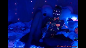 A more intresting camgirls vibrator play