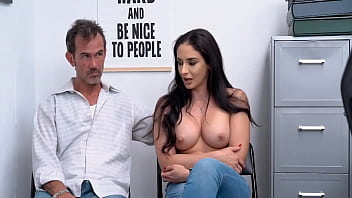 Busty Milf Caught Stealing, Punished In Back Office – Sheena Ryder – Shoplyfter Mylf