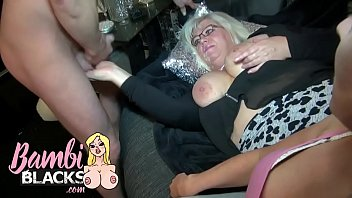 Bambi blacks best massiv Cum compli ever