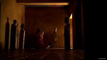 Lucy Lawless - Spartacus: S01 E04 (2010)