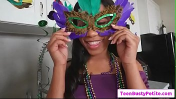 Mardi gras breast - Titty attack busty petitte - mardi gras madness with jenna foxx xxx clip-01