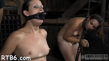 Bdsm clip sample video Cutie is coercive to sample turd