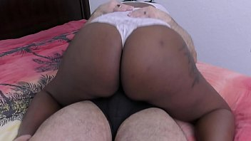 Black Beauty NaeJae with Big Booty grinds dick (interracial)