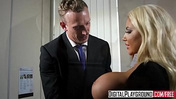 DigitalPlayground - The New Girl Episode 1 Nicolette Shea Luke Hardy pornhub video