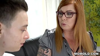 Sexy MILF Teacher Tammy Jean Seduces Young Student