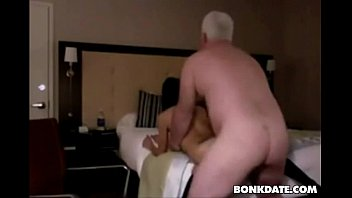 Hot stepdaughter gets fucked by her horny stepfather