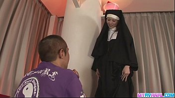 Rika nonaka nude Unholy nun fucking rika sakurai gets it in the ass