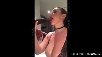 BLACKEDRAW Black stud takes Angela White in her hotel room Preview