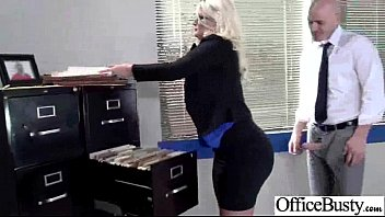 Sex On Cam In Office With Naughty Busty Slut Girl (julie cash) vid-24