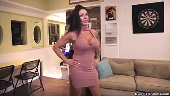 over-Mature body builder handjob