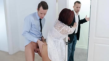 Bride Stepmom Fucked By Stepson just Before Her Marriage With Dad