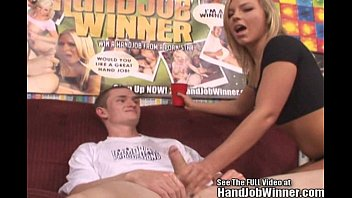 Teen Whore Ally Kay Hand Job Winner!