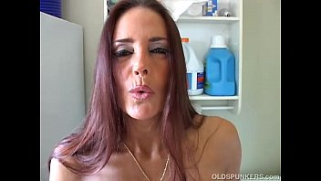 Older round ass - Kinky milf shows off her puckered asshole and sexy body