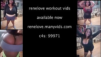 Rene love new work out vids!!! teens caught on camera having sex