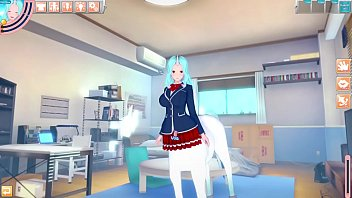 Centaur 3d xxx Koikatsu: unicorn monster girl encyclopedia