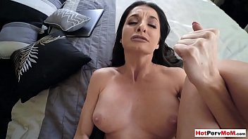 There is nothing better than fucking my busty MILF mom