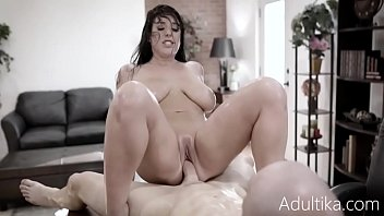 MILF With Dirty Secret Blackmailed By Business Man- Angela White