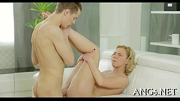 Lustful pecker riding