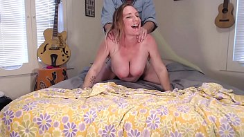 Screaming Orgasm Rough Fucking Creampie Filled Pregnant Hairy Pussy - BunnieAndTheDude
