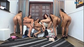 Big ass women from Brazil farting like there is no tomorrow
