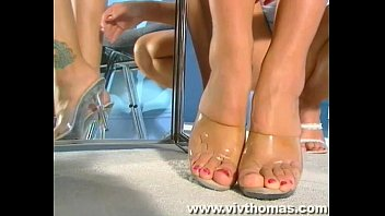 Seduce at shopping slut load Shoe shop seduction